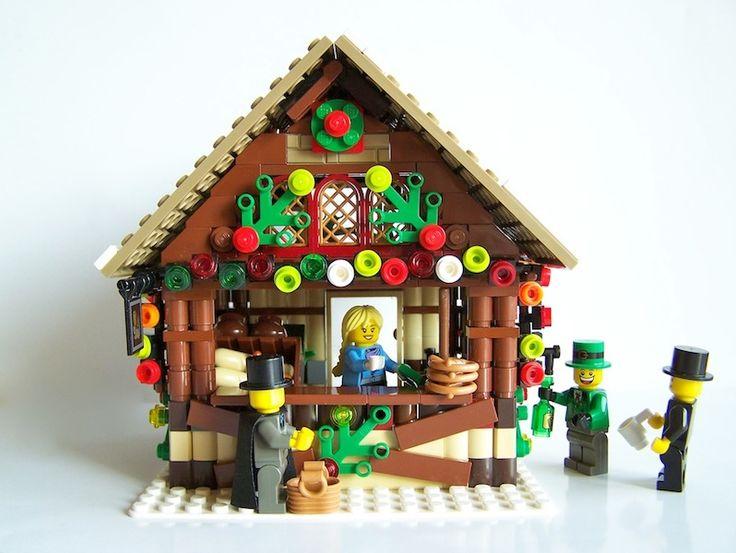 lego christmas village contest 2014 - Google Search                                                                                                                                                                                 Mehr