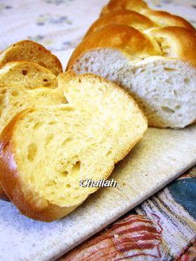 ユダヤ風ハッラー縄編みパン(HB)