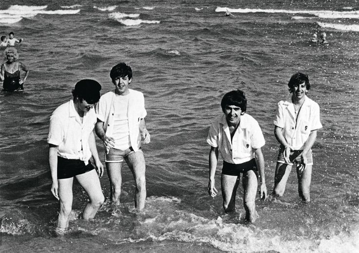 Harry Benson's Luminous Black-and-White Photographs of The Beatles, 1964-1966 | Brain Pickings