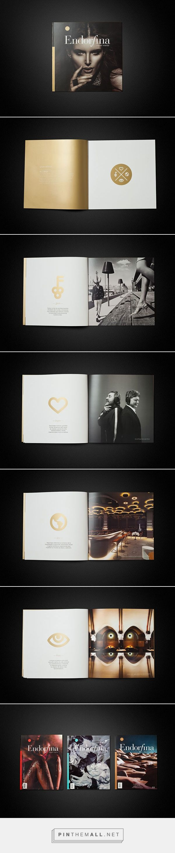 38 best Luxury Brand Brochures images on Pinterest | Page layout ...