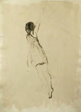 "Saatchi Art Artist Marta Zamarska; Drawing, ""Modern Dance XXXI"" #art"