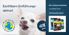 Earthborn getreidefreies hundefutter - Einführungsaktion bei www.baludo.de