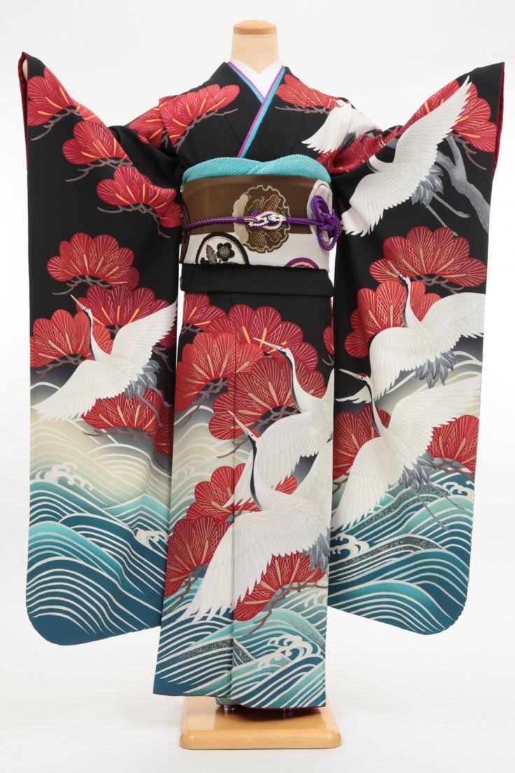 Kimono kiralama | kimono kiralama Waraku-104-LL-kaw0065