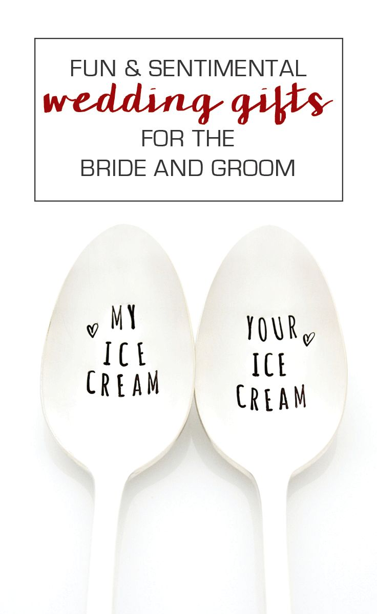 Sentimental Wedding Gifts For Couple : 15 Sentimental Wedding Gifts for the Couple The two, Gifts and ...