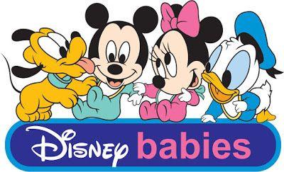Vetores Disney Baby Vector Free