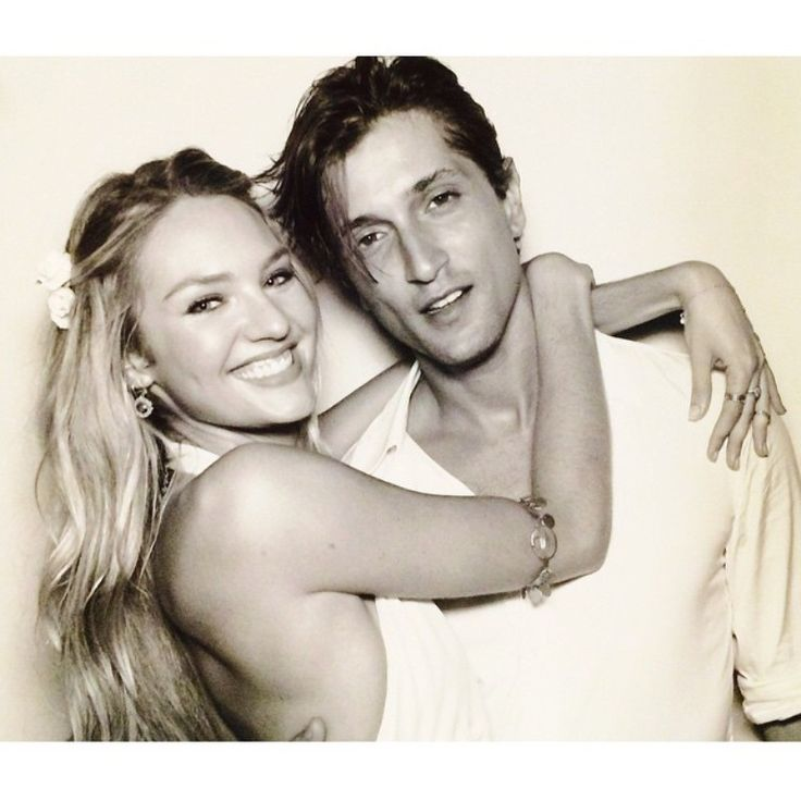 Another VS Angel is headed to the altar! After ten years of dating, Candice Swanepoel & her Brazilian model beau Hermann Nicoli are engaged. The 26-year-old model announced the news on Saturday by posting a beautiful, romantic black & white video of herself & Hermann sharing a romantic slow dance, in which she flashes a massive, sparkling ring on her engagement ring finger.The post was accompanied by the words 'Meu eterno namorado,'which roughly translates to 'My boyfriend forever' in…