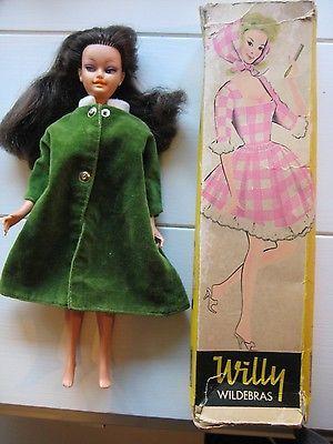 bild lilli doll | Rare Vintage Barbie Bild Lilli Dutch Swabinchen Willy Wildebras with ...