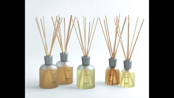LAURA TONATTO SHANGHAI home diffuser for Hotel World powered by LA BOTTEGA  www.tonatto.com www.labottega.com