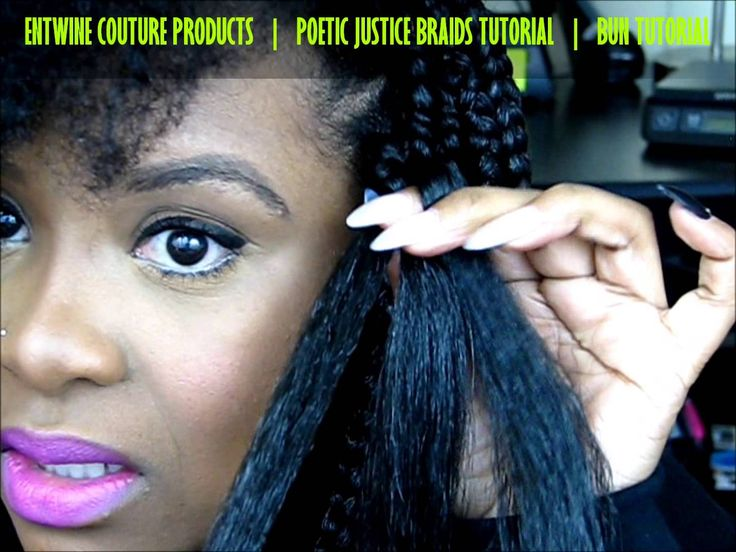 Box braids are cute, but getting them done at a salon can be expensive. As long as you have enough time and patience though, you can do it yourself at home w...