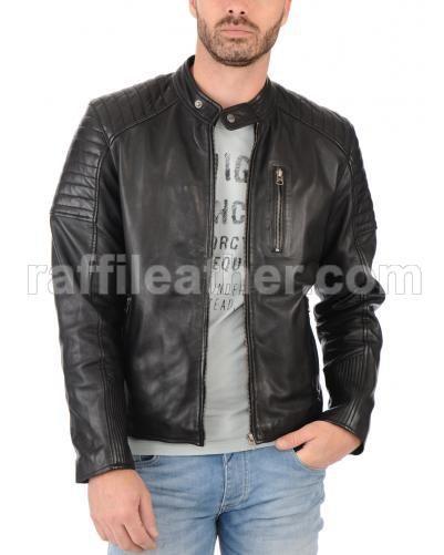 Jaket Kulit Bikers/Motor » Jaket Kulit Bikers 026 • www.raffileather.com Jual Jaket Kulit Asli Garut Murah & Berkualitas #jaketkulit