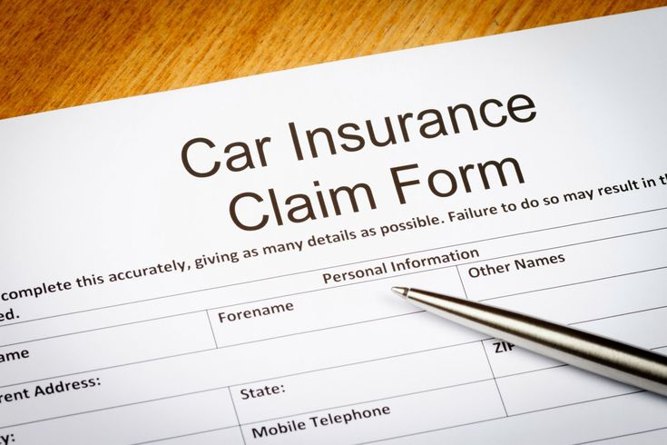 Best way to fill car insurance claims with images car