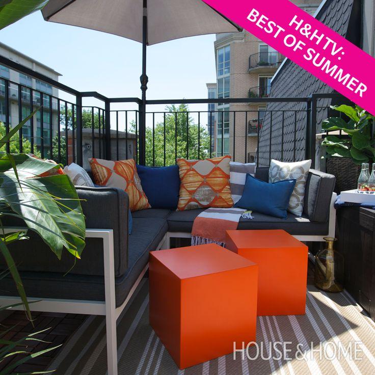 Best 25 condo balcony ideas on pinterest patio balcony for Condo balcony design