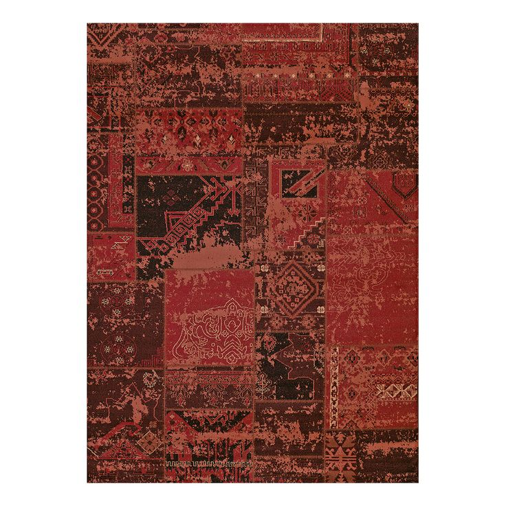 United Weavers 425 00438 Runway Collection Area Rug, Miranda Fire 5x7 and 7x10 $187.00 - $371.00