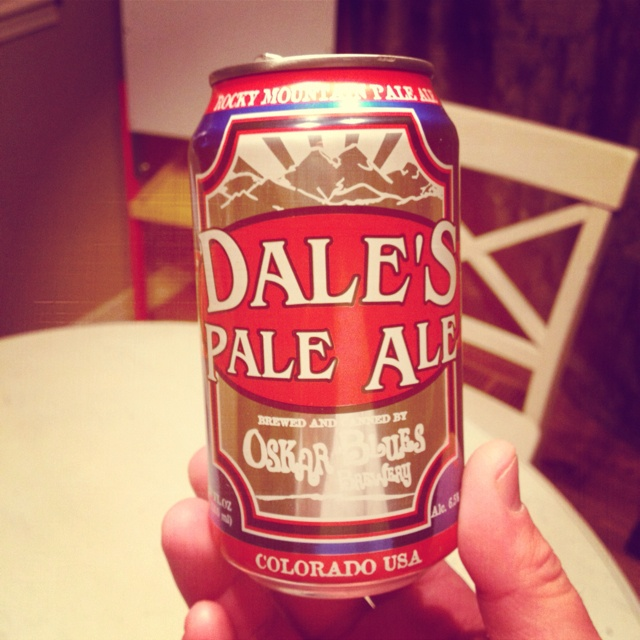 Oskar Blues Brewing Co. Dales's Pale Ale