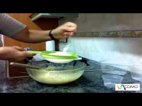 Cómo hacer magdalenas caseras - unComo