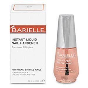 BARIELLE LIQUID NAIL HARDENER 1/2 OZ.