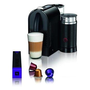 Nespresso UMilk Black - 990 kr.