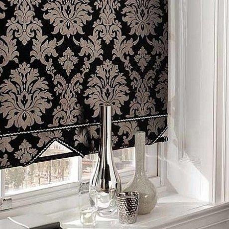 65 best images about roller blinds on pinterest bold. Black Bedroom Furniture Sets. Home Design Ideas