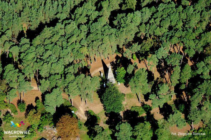#wagrowiec #wielkopolska #poland #jeziorodurowskie #piramida #zlotuptaka #wągrowiec Fot. Zbigniew Tomczak