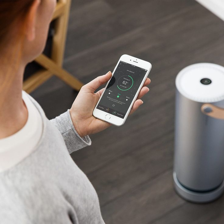 Molekule Air Purifier » ReviewThis incredible technology also allows molecules 1,000 times smaller than the traditional HEPA limit to be removed.