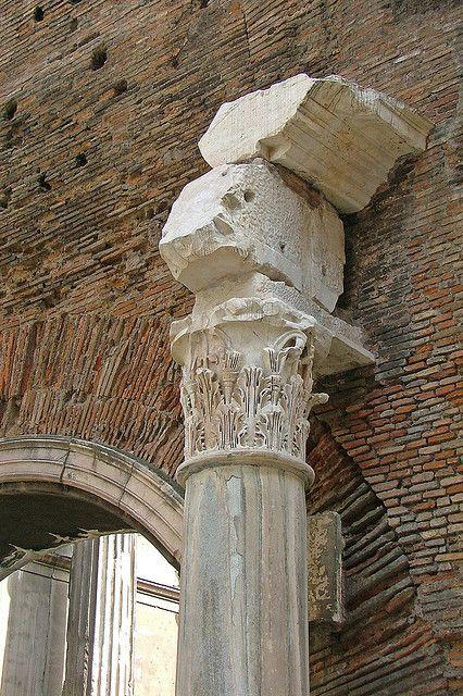 Portico d'Ottavia, Rome