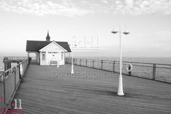 Coastal black & white,landscape,paul reynolds,pier,sea,seascape,seaside,southwold,winter,paul reynolds 2012,