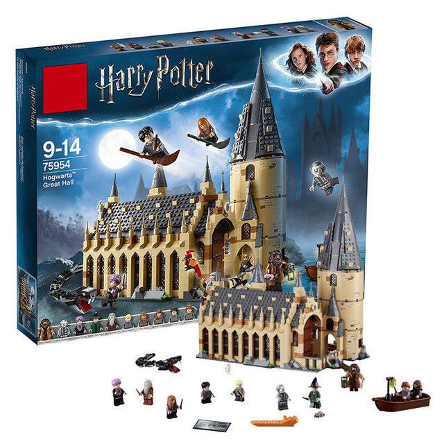 NEW Harry Potter Whomping Willow Hogwarts 75953 New Building 1Set 2019