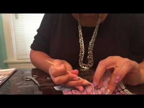 Aplicación de arte de uñas Jamberry