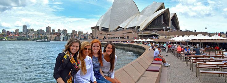 Sydney Direct Enrollment - University Of Sydney | IES Abroad | Study Abroad