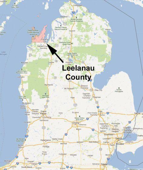 Michigan S Leelanau Peninsula Travel Places Michigan Michigan