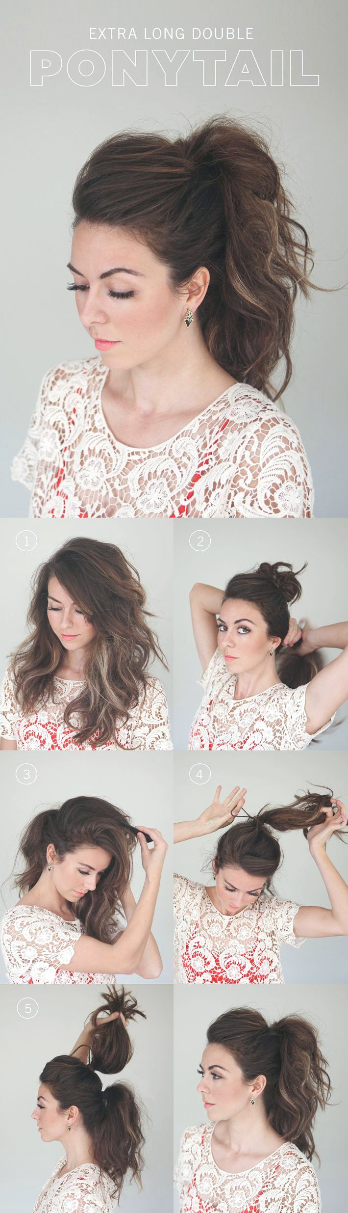 Stunning Hair Tutorials for this week