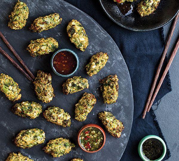 Asian Broccoli Bites