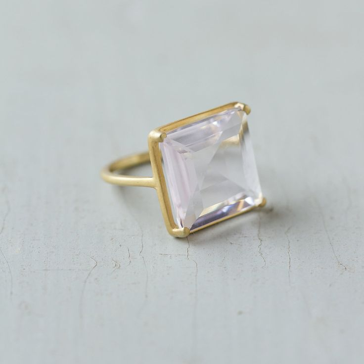 Amethyst & Gold Ring in Sale SHOP Extra 20% Off Jewelry Bracelets + Rings at Terrain