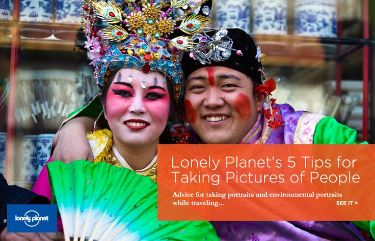 Lonely Planet's 5 Tips for Travelers Photographing People