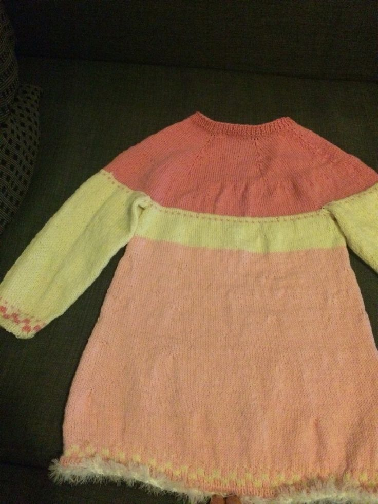 Dress for a babygirl 3 year