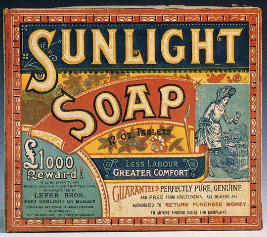 Victorian era advertising