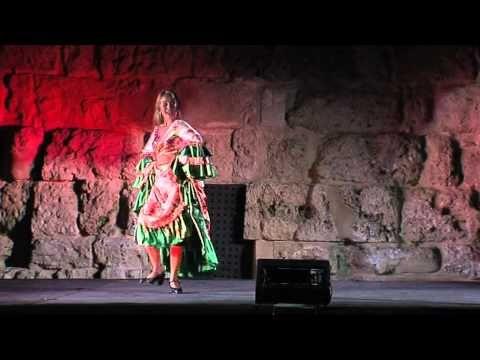 Le #danze #gypsy di Victoria Ivanova: danze #gitane dell'Est con tutto il #cuore! Un'esplosione a Spazio Aries!