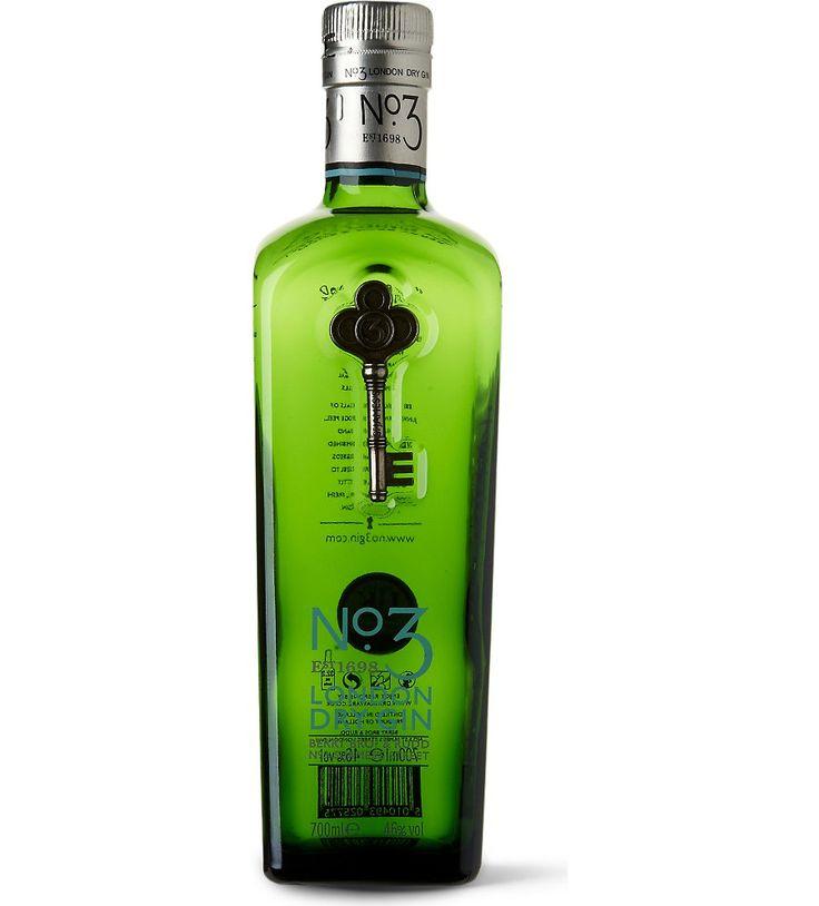 NO. 3 - London Dry Gin 700ml | Selfridges.com