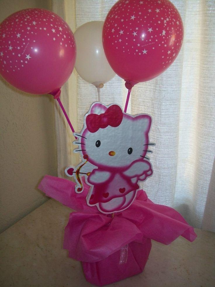 17 mejores ideas sobre Centros De Mesa De Hello Kitty en Pinterest ...