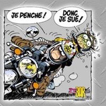 Les 55 meilleures images du tableau joe bar team sur - Dessin motard humoristique ...