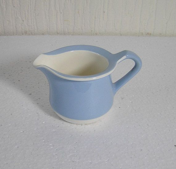 vintage figgjo flint of norway crocus  coffee cream by DutchTrader, £12.00