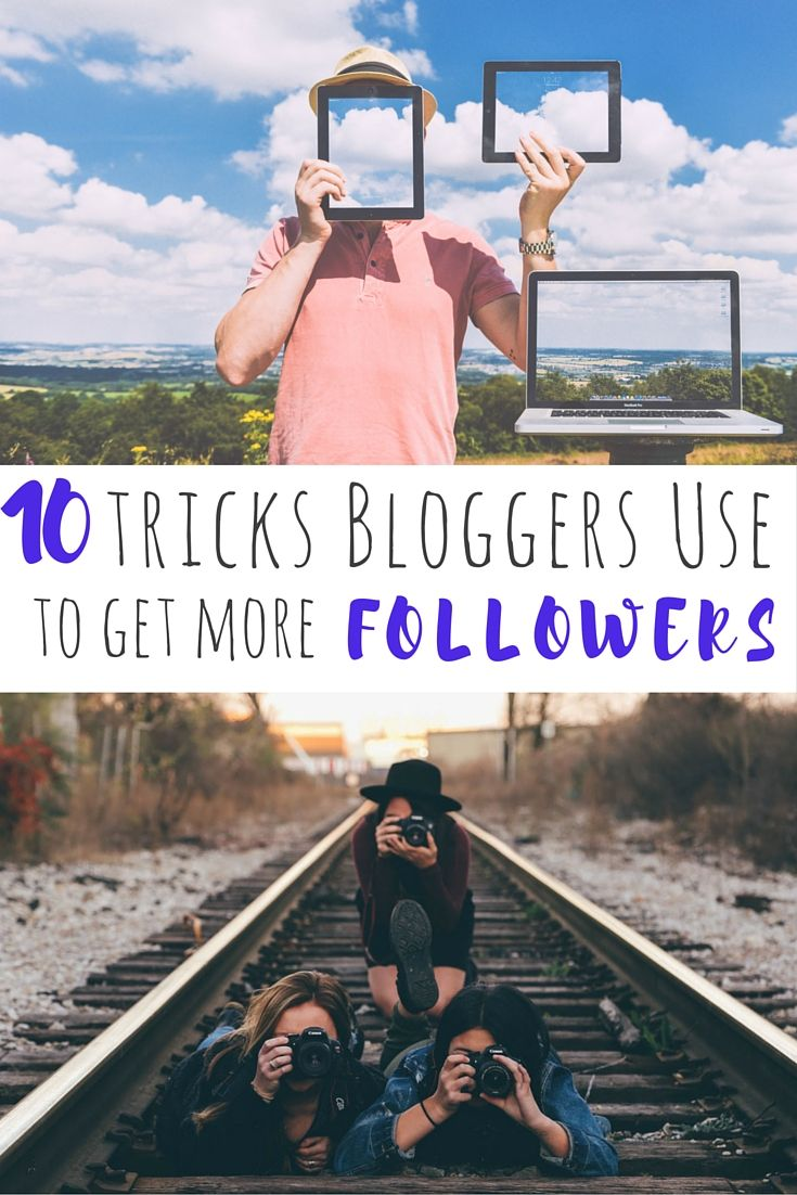 10 Things Bloggers Do To Get More Followers - learn from my mistakes with these practical tips on social media, SEO, plugins, and guest posting.
