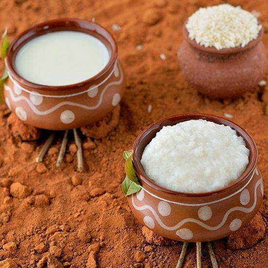 Paal pongal Recipe / Milk pongal is specially prepared on the day of 'Thai pongal' which marks the beginning of Thai month in Tamil calendar