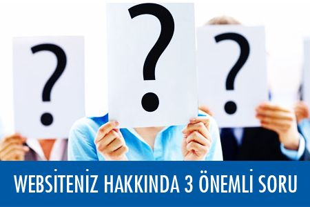 Websiteniz Hakkında Kendinize Sormanız Gereken 3 Önemli Soru http://surrealistwebtasarimyazilim.blogspot.com/2014/01/websiteniz-hakkinda-kendinize-sormaniz-gereken-3-onemli-soru.html