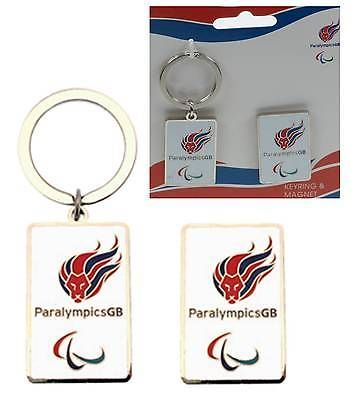 #London 2012 #paralympic team gb lion head with  logo key ring #chain magnet gift,  View more on the LINK: http://www.zeppy.io/product/gb/2/130768990078/