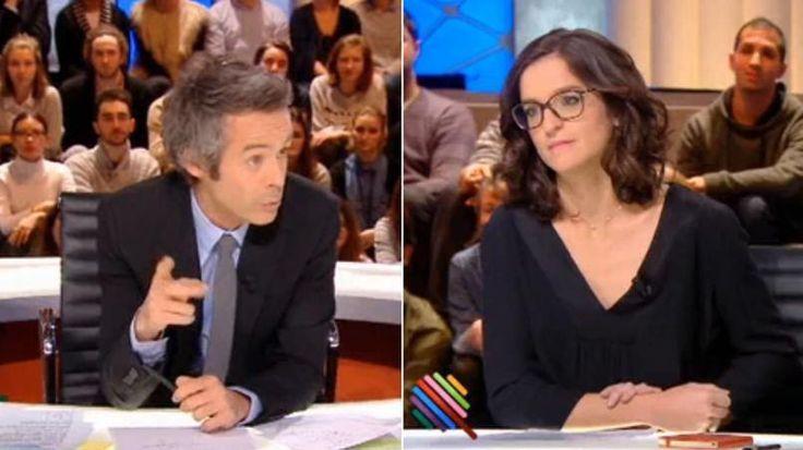 TÉLÉVISION / VIDÉO - Lundi soir sur TMC, le présentateur de Quotidien est revenu sur l'altercation survenue dimanche soir à Paris entre Cyrille Eldin et sa journaliste Camille Crosnier.