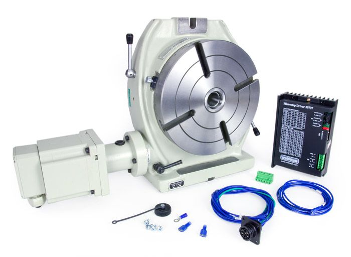 25 best tormach pcnc mills images on pinterest atelier for Cnc rotary table with stepper motor