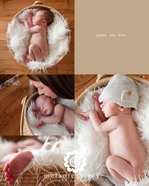 Newborn Baby Photography in Melbourne. What a stunning little boy! »