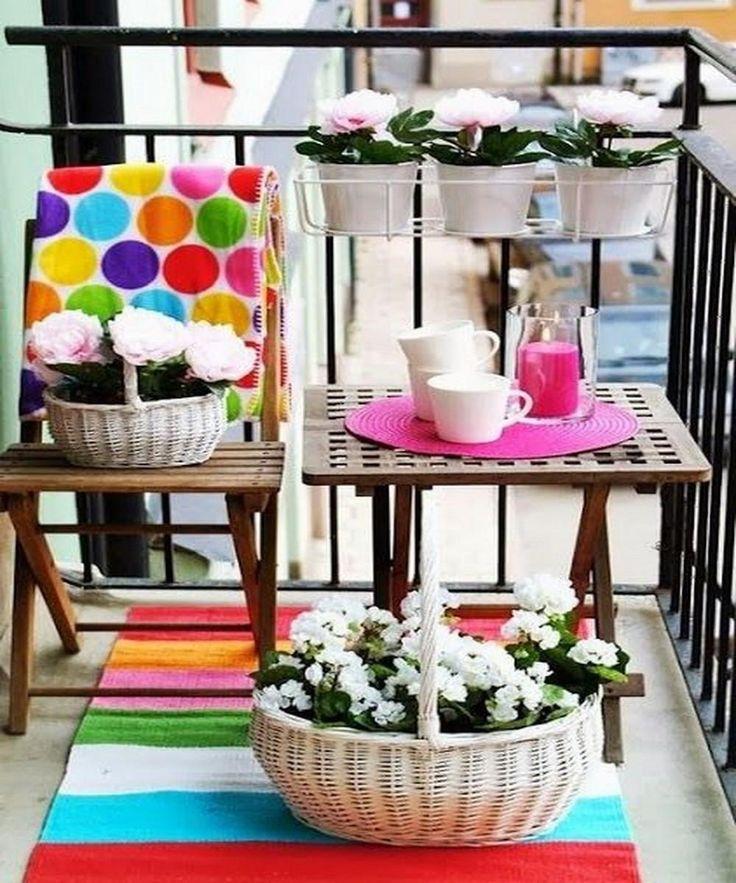 Grandes ideas para pequeñas terrazas | Decorar tu casa es facilisimo.com