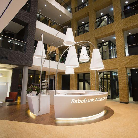 Rabobank Interior by Annekoos Littel Interiorarchitects bni  #interior #interieur #annekoos #annekooslittel #design #architecture #rabobank